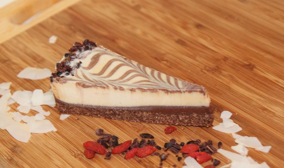 Chocolate Mudslice Cake
